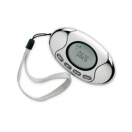Podómetro y analizador de grasa BODYCONTROL - Imagen 1