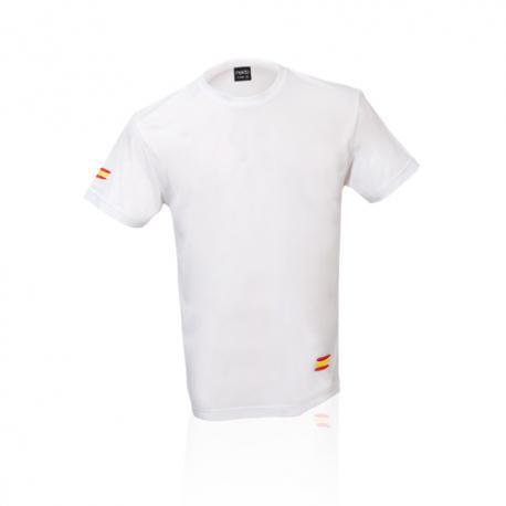 Camiseta Adulto Tecnic Bandera - Imagen 1