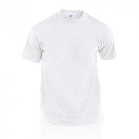 Camiseta Adulto Blanca Hecom - Imagen 1