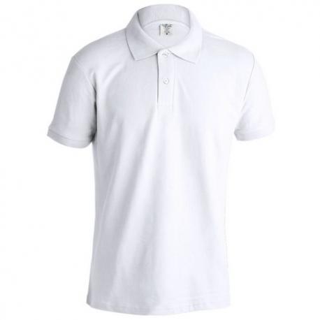 """Polo Adulto Blanco """"KEYA"""" MPS180 - Imagen 1"""