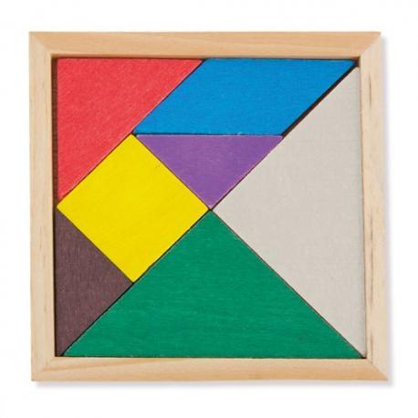 PUZZLE DE MADERA - Imagen 1