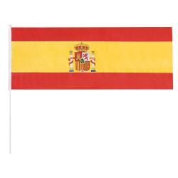 BANDERA SUPPORTER ESPAÑA - Imagen 1