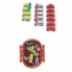 SET GOMAS PLAY TRANSPORTES