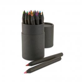 Lápices de colores   sacapuntas BLOKYMOORE - Imagen 1